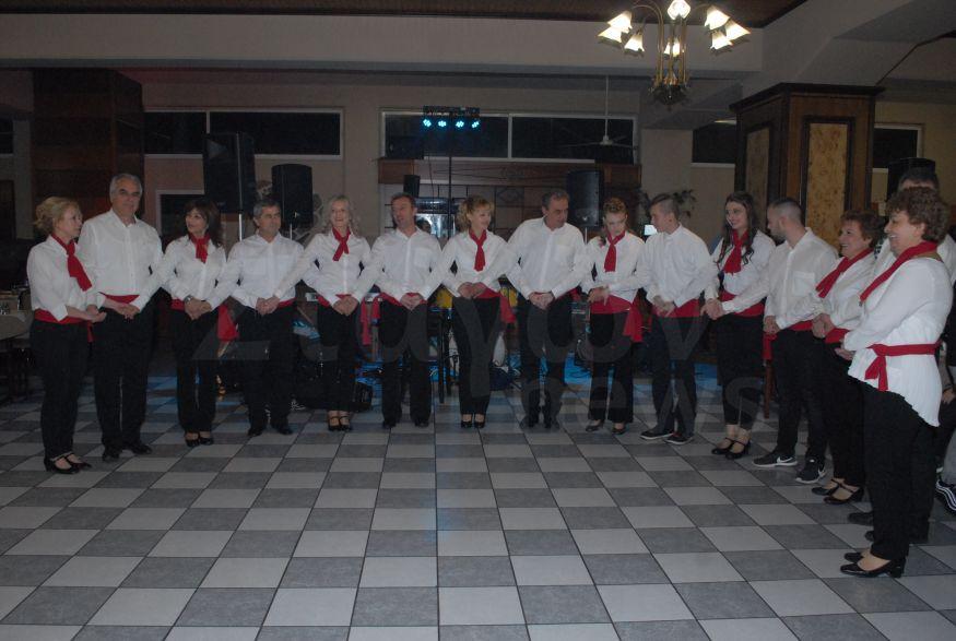 Με επιτυχία ο χορός της ομάδας και του Συλλόγου της Κρύας Βρύσης