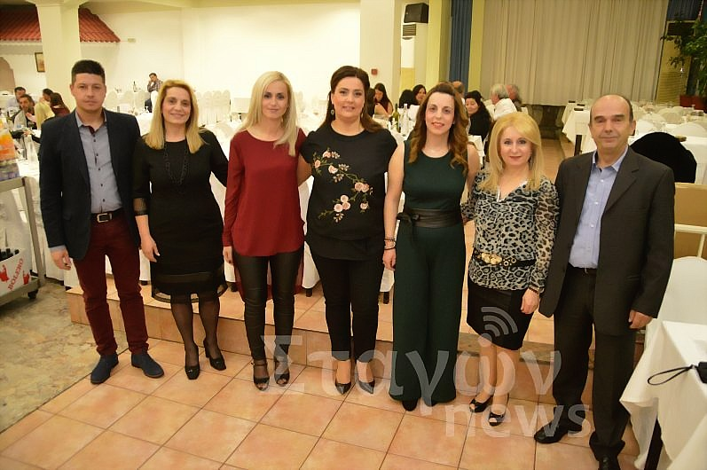 Πραγματοποιήθηκε ο καθιερωμένος ετήσιος χορός του λαογραφικού και μορφωτικού συλλόγου Παναγίας Καλαμπάκας
