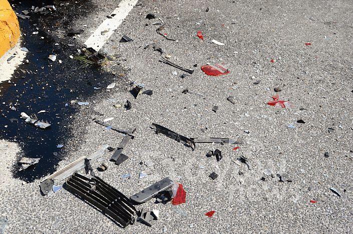 Ατύχημα στον Ε65 είχε γνωστός Τρικαλινός επιχειρηματίας