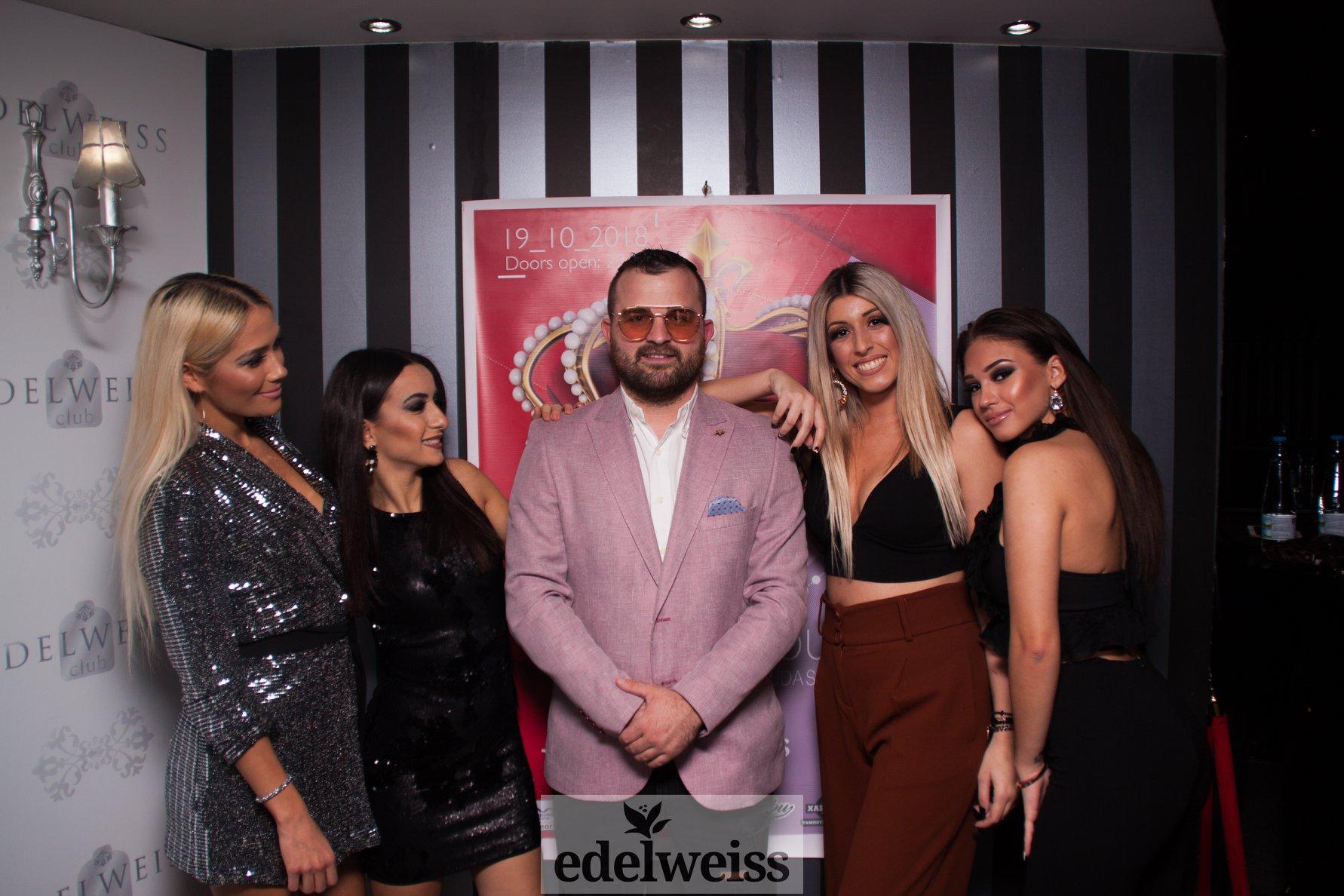 Μέχρι το πρωί διήρκεσε το party της Παρασκευής στο Edelweiss Nightclub