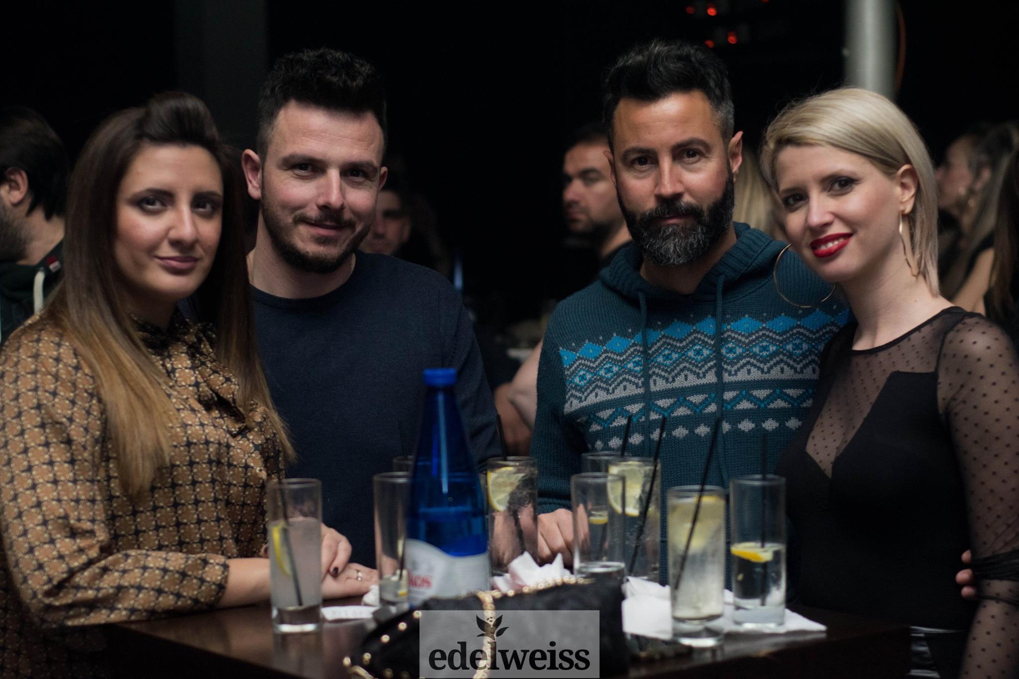 Άλλο ένα Σαββατόβραδο το Edelweiss Nightclub ήταν η μόνη επιλογή