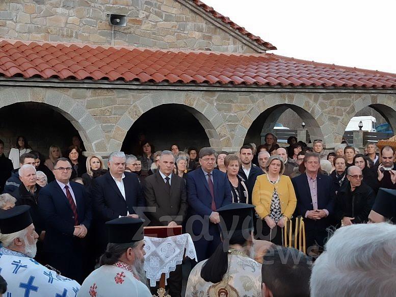Ανακομιδή των Ιερών Λειψάνων του Αγίου Λουκά