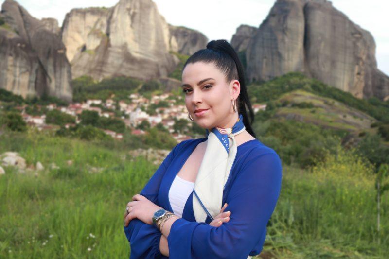 Πασσιά Κωνσταντίνα-Βαρβάρα - Υποψήφια Δημοτική Σύμβουλος με τον συνδυασμό του Χήρστου Σινάνη