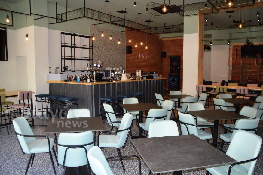 Tetris - Το νέο playhouse / sport-cafe της Καλαμπάκας